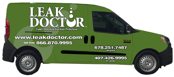 Slab Leak Detection; Save Money and Water - Water Leak Detection Blog - Orlando, Florida | Leak Doctor - LeakDr-VanW600
